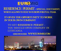 BUSINESS IN EUROPE.  OPEN BUSINESS. BUY BUSINESS IN EUROPE. IMMIGRATE TO EUROPE. LITHUANIA www.euromig.com Social Well Being, Own Goal, Buy Business, Lithuania, Getting Old, Europe, How To Get, Activities, Getting Older