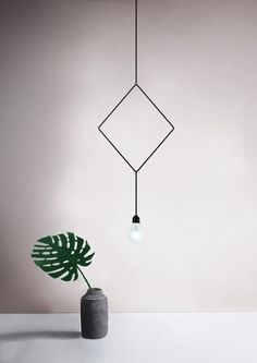 Lampada Symmetry by Hannakaisa Pekkala - www.designlover.it