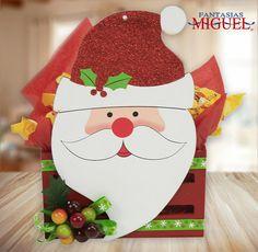 Dulcero Navideño / Navidad / Santa Claus / decoración