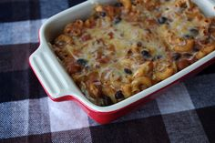This chili mac recipe combines two classic comfort foods in one, making for the perfect dish to warm up any chilly Fall night! http://www.tillamook.com/community/blog/baked-chili-mac-cheese/?utm_source=pinterest&utm_medium=social&utm_campaign=cheese
