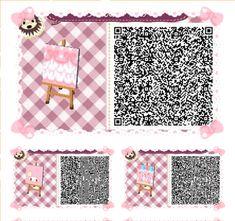 CUTE Pink Foo Foo Path Set #1