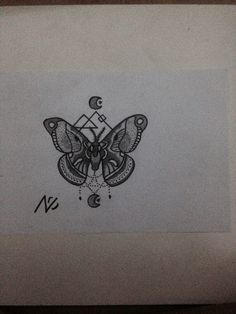 Insect inspired tatto idea I made