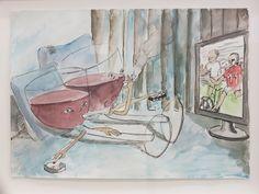 """Amelie von Wulffen, """"A Top-Hat, a Monocole, and a Butterfly"""" at établissement d'en face Lucas Samaras, La Face, Contemporary Art Daily, Art Sites, Amelie, Butterfly, Fine Art, Creative, Crafts"""