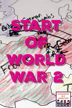 Start of World War 2 how Germany slowly invaded Europe #historylesson #homeschooling History For Kids, Us History, Story Of The World, Mystery Of History, Hands On Learning, Teaching History, Modern History, Do Anything, World War