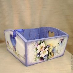 Patio Deck Designs, Decoupage Wood, Paisley Art, Cardboard Crafts, Tole Painting, Wood Boxes, Diy And Crafts, Decorative Boxes, Craft Ideas