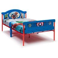 plastic twin bed