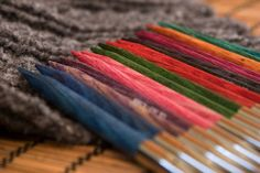 Video Review and walkthrough of the Knitters Pride Cubics, Dreamz, and Nova Interchangeable Knitting Needle Kits