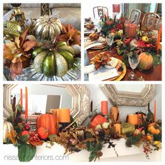 Nissa-Lynn Interiors and Decor: More Thanksgiving Goodness!