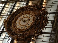 Tick tock over the top clock