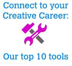 Creative Skillset's Top 10 Career Tools