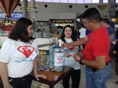 Honduras: Sampedranos se suman a la obra más grande de amor Teletón. Existe mucho entusiasmo entre los sampedranos porque la meta a recaudar en la Teletón sea una realidad.