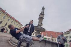 From our promo event in Bratislava - Street Workout, Bratislava, Calisthenics, Street View, Calisthenics Workout