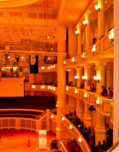 'The Palladium' --- A major part of 'The Center For The Performing-Arts', Carmel, IN