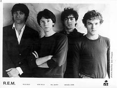 R.E.M. In the Hall - Photo Galleries - Publicity Photos