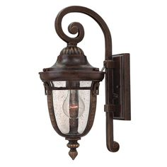 Hinkley Lighting 2900RB Key West Regency Bronze Outdoor Wall Sconce On Sale Now. Guaranteed Low Prices. Call Today (877)-237-9098.
