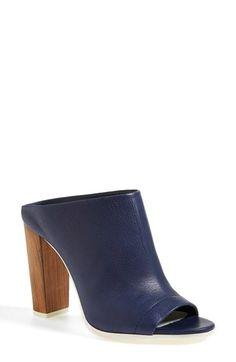 navy mules // spring shoes @nordstrom #nordstrom