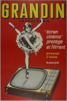 Grandin television France - 1955