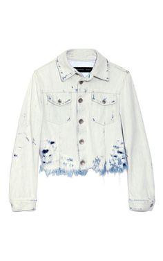 Jenja Wupp Jacket by Theyskens' Theory for Preorder on Moda Operandi