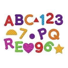 You'll love the Essentials™ 56 Piece Magnetic Letters, Numbers and Shape Set at Wayfair - Great Deals on all Education  products with Free Shipping on most stuff, even the big stuff.