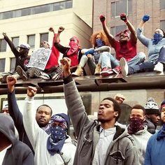 Bloods and Crips Unite Across The Nation Against Police Killings