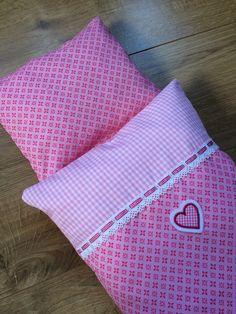 Puppenbettwäsche*Rosa* von * Creative Happiness * auf DaWanda.com