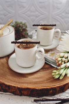 Christmas Cocktail: Creme Brulee Kahlua Cappuccino - Discover, A World Market Blog