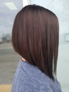 Inverted Bob Hairstyles, Bob Hairstyles For Fine Hair, Long Bob Haircuts, Medium Bob Hairstyles, Short Hairstyles For Women, Hairstyles 2018, Pixie Haircuts, Haircut Medium, Celebrity Hairstyles