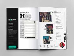 El Amante magazine by Candy Polo, via Behance
