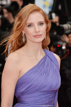 Jessica Chastain - 'Foxcatcher' Cannes Film Festival Premiere