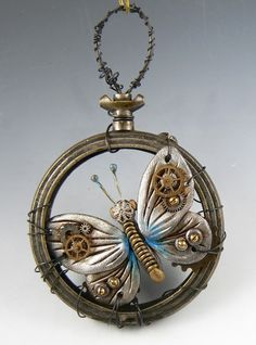 Just Announced–Christi Friesen Workshops!   London Polymer Clay Group