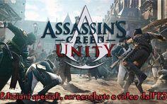 Assassin's Creed Unity: svelate le edizioni speciali, screenshot e gameplay video #consolelab.net #e32014
