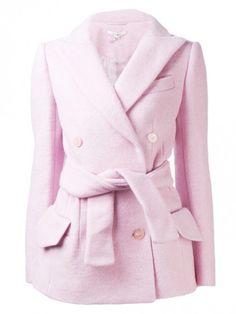Carven coat...