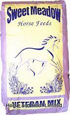 Young Animal Feeds Sweet Meadow Veteran Mix 20kg Sweet Meadow Veteran Mix is a low sugar high fibre mix with exceptional palatability to tempt the sick or convalescing horse.