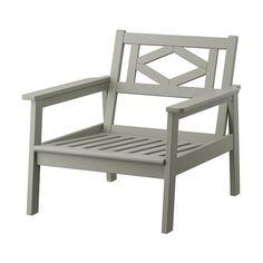 Borde og stole til altan og have - Find nye havemøbler her - IKEA Deck Chairs, Outdoor Chairs, Outdoor Furniture, Lounge Furniture, Outdoor Lounge, Ikea Family, Grey Stain, Parasol, Modular Sofa
