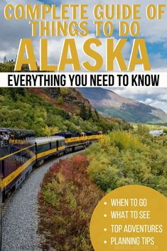 21 Alluring Things to do in Alaska - Alaska also has some quirky cities to explore too, from Juneau to Anchorage, and you'll quickly find that this is a state that will have you mesmerized on every level. To inspire your trip to America's largest state, here's our guide to the best things to do in Alaska. #Planyourtrip #AdventureTravel #Alaska #Thingstodo #AlaskaTravelTips #Travelguide Alaska Travel, Travel Usa, Alaska Trip, Places To Travel, Places To Go, Travel Destinations, Visit Alaska, Anchorage Alaska, Viewing Wildlife