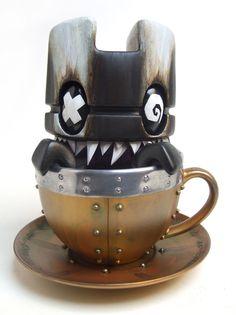 Lunartiks Cuppa Tea Rupture custom.