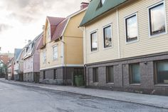 ©lempipaikalla_puutaloalueet-16 Home Fashion, Finland, Mansions, House Styles, Places, Home Decor, Decoration Home, Manor Houses, Room Decor