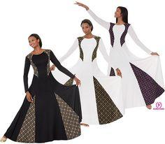 Royaltly Dress Eurotard 13855
