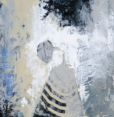 Still Life in Gray I....judy thorley