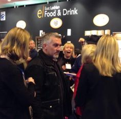 Baking Royalty arrives at BBC Good Food Show London #olympiamoment