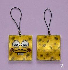 SpongeBob - breloczek (2)