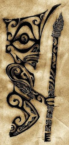 polynesian tattoo meanings - Google Search