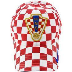 Croatia Football Soccer New Nike Cap Size Adults BNWT 3956e68621a9