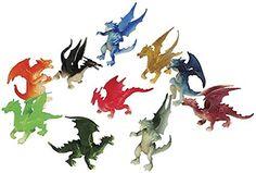 """3 Dozen (36) Mini DRAGON Toy Figures - 2"""" PARTY Favors - ... https://smile.amazon.com/dp/B06X6BH18Z/ref=cm_sw_r_pi_dp_U_x_HBpIAbY9FP0PH"""