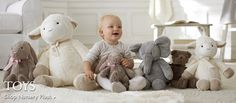 Pottery Barn - Plush Toys