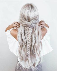 AUBYN ROSE CLOTHING Hair Goals @emilyrosehannon #aubynrose #hairgoals