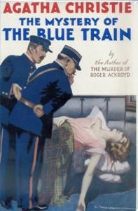 The Mystery of the Blue Train First Edition Cover 1928 - Le Train Bleu - Wikipedia, the free encyclopedia