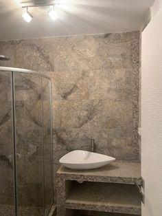 Toilet, Vanity, Interior Design, Bathroom, Dressing Tables, Nest Design, Washroom, Flush Toilet, Powder Room
