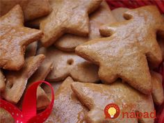 Lepšie ako od svokry! Christmas Cookies, Deserts, Food And Drink, Bread, Cooking, Sweet, Foods, Cakes, Kitchen