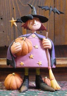 Spelling Bea from the Williraye Studio Halloween Collection $36.99 at the Cottage Gift Shop - Elmira, NY